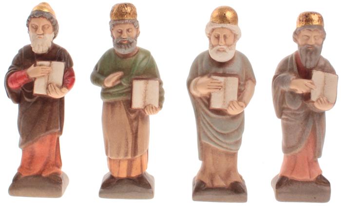 Profeti Della Cappella Zen Della Basilica San Marco Di Venezia