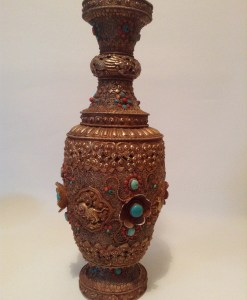 Antique Tibetan Vase