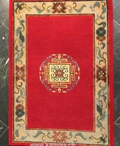 Meditations Teppich