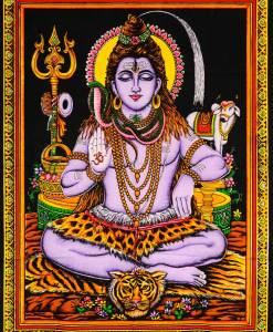 Lord Shiva Wandbehang | Shiva Wandbehang