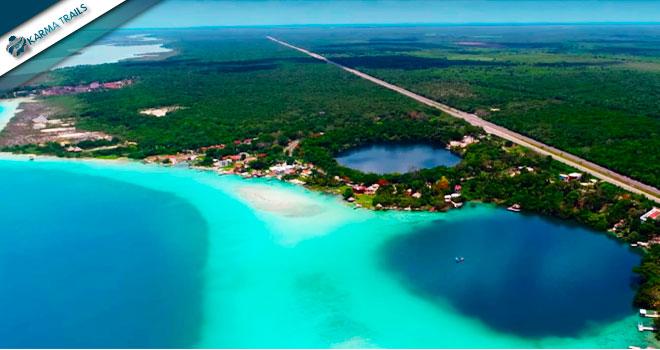 Escursione Bacalar e Cenote Azul