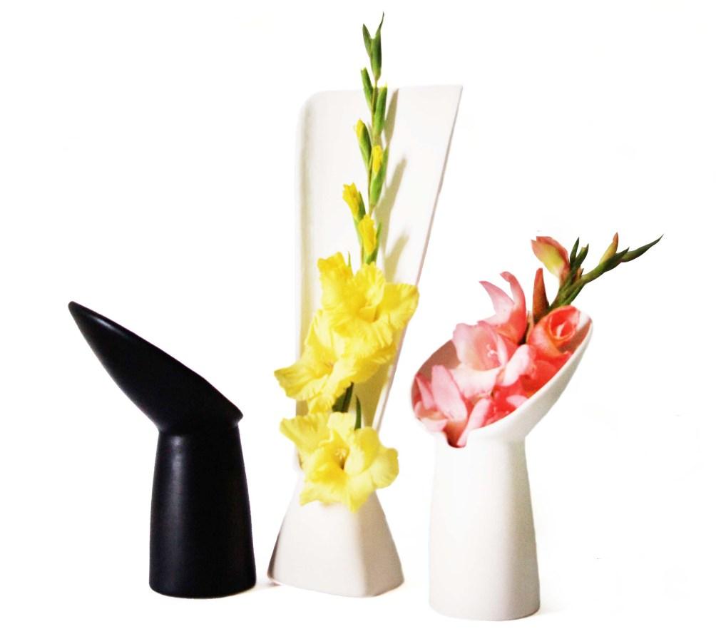Bouquet Vases Ceramic