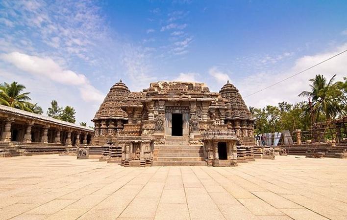 Hoysalas, Keshava Temple Somanathapura, Somanathapur,Somanathapura