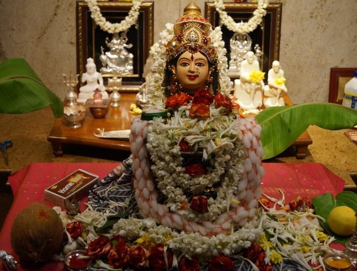 Vara Mahalakshmi Vratha  Karnataka Festivals