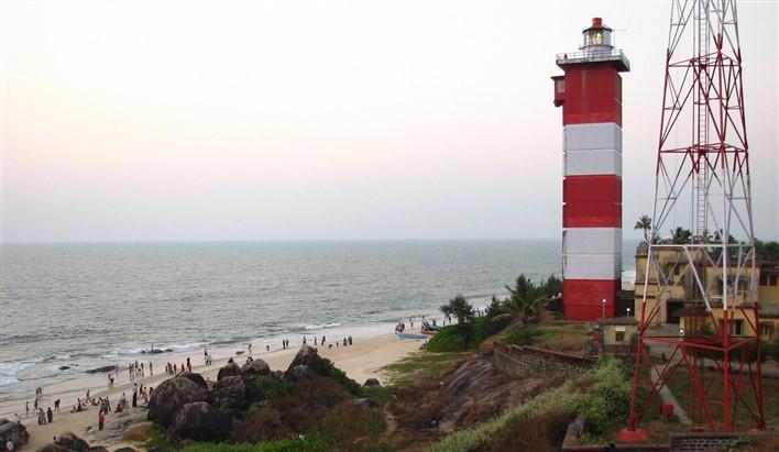 Surathkal Lighthouse. Photographer Pranavjee