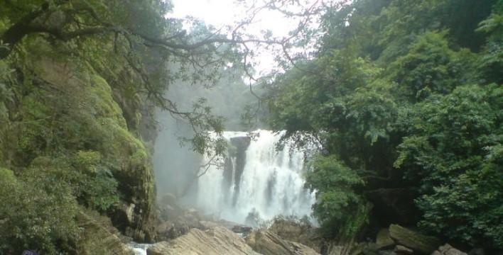 Shivgange Waterfalls, Shimoga