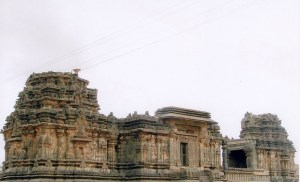 Kasivisvesvara Temple – the Abode of Dual Shrine