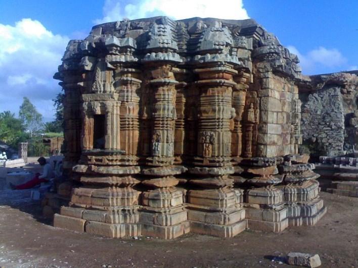banashankari temple, amargol, hubli