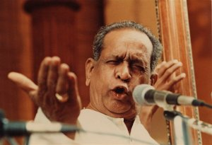 The Master of Hindustani Music – Bhimsen Joshi