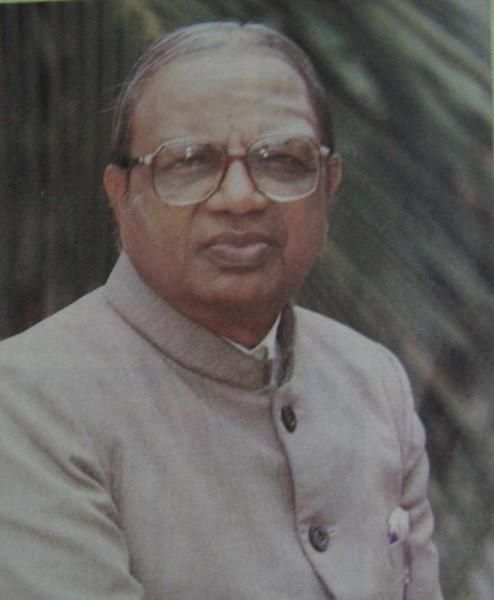 Dr. Panchakshari Hiremath. Photo source http://kanaja.in/