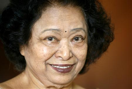 Shakuntala Devi. Source: Wikipedia