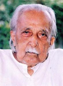 The Popular Novelist – K. Shivarama Karanth