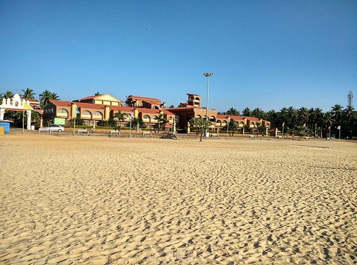 Mallpe Beach, udupi