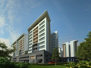 Purva Midtown Residences Apartments, Byappanhalli Metro Station, Bangalore