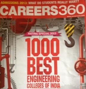 Karnataka Engineering Colleges Ratings 2013