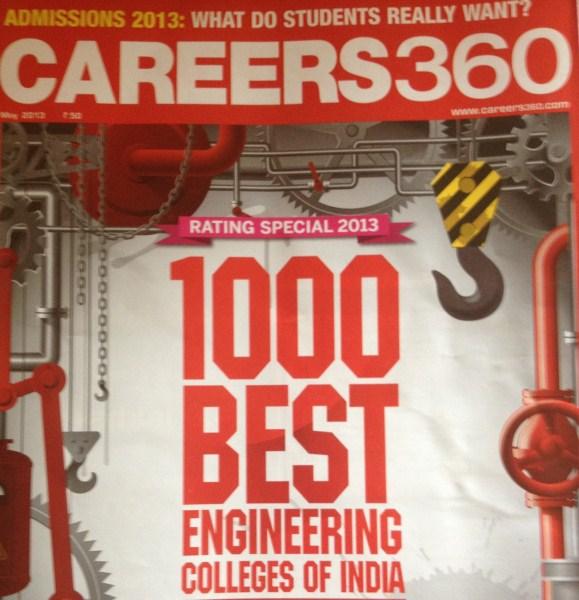 Engineering College Ratings, Careers360