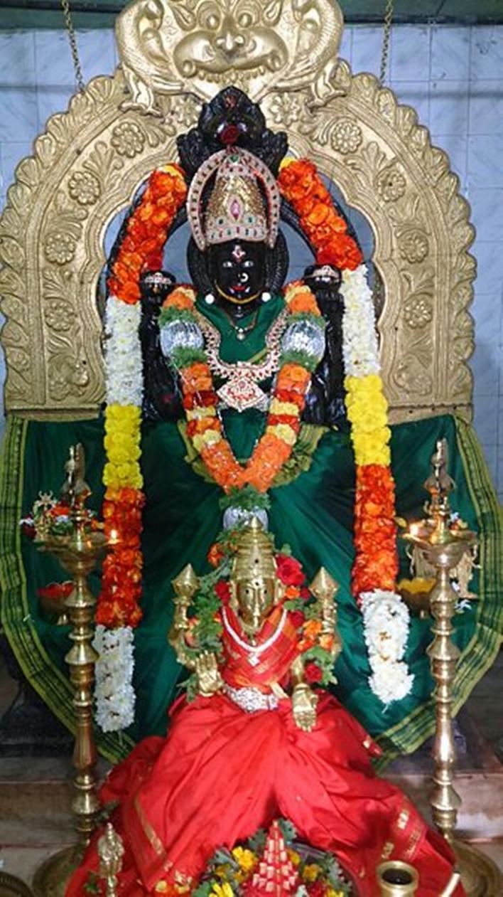 Mahalakshmi temple, Gubbi, Tumkur temple