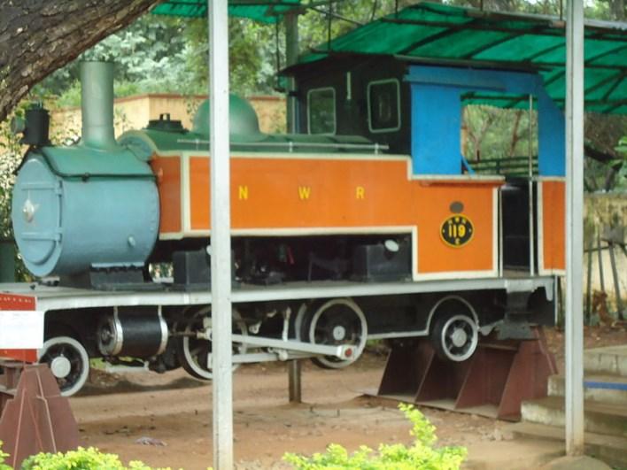 Rail museum. Mysore, Mysore sightseeing