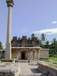 Ganagitti Temple, Hampi – Beauty in Simplicity
