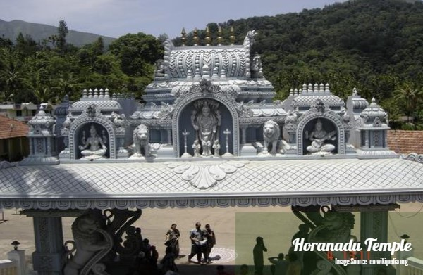 Horanadu Temple in Chikkamagaluru