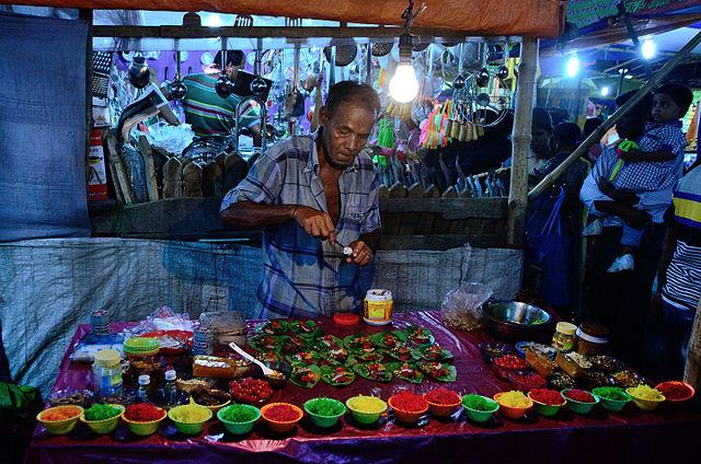 paan shops in Bangalore, Bangalore
