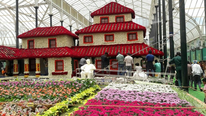 Lalbagh Flower Show - 2017