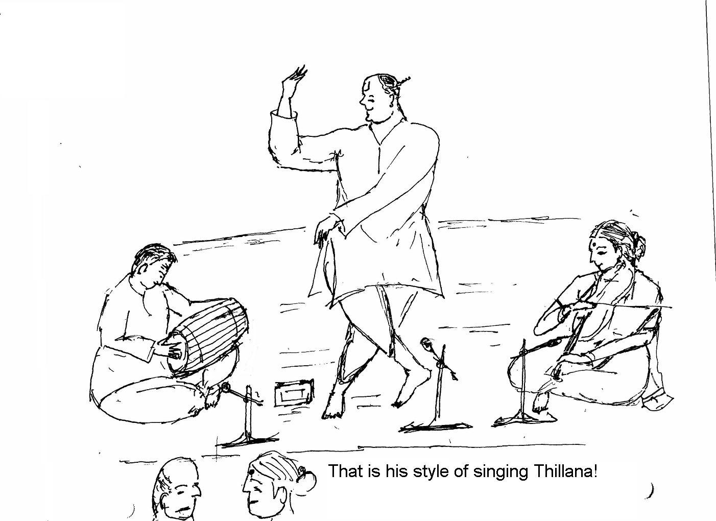 Royal Carpet: Carnatic Music karnATik kartoons cartoons