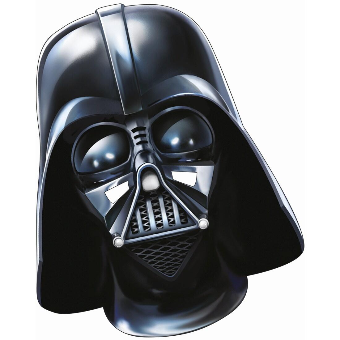 Star Wars Darth Vader Movie Maske Lord Vader Pappmaske