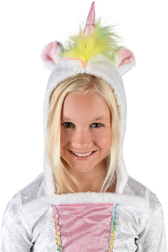 Einhorn Girl bei karnevalswiertscom