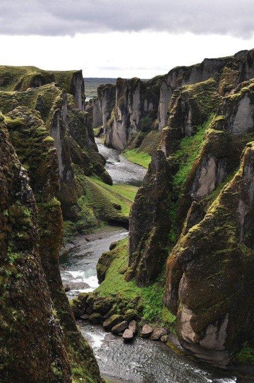 River-Canyon-Fjadrargljufur-Iceland