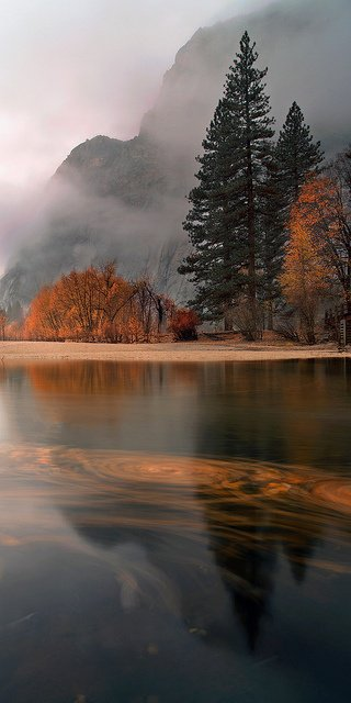 Yosemite-Natinal-Park-California