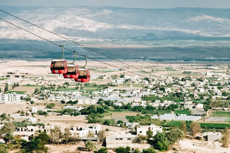 Cable Cars/Jericho