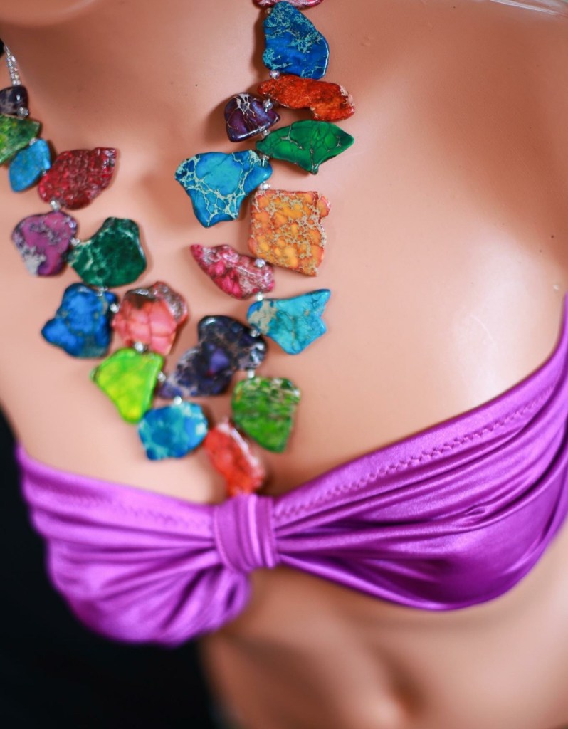 Couture and swimwear...