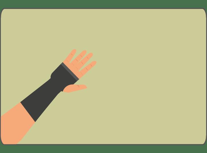 Handgelenksbandage für Karpaltunnel-Syndrom