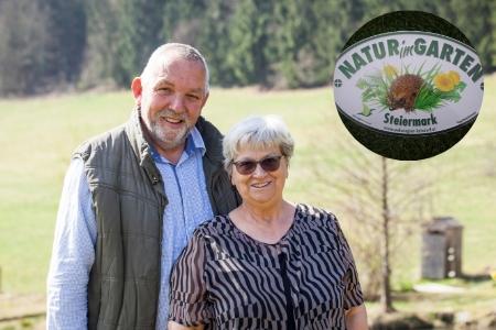 Alois & Johanna Wascher Teichanlage Köflach NATUR im GARTEN Steiermark