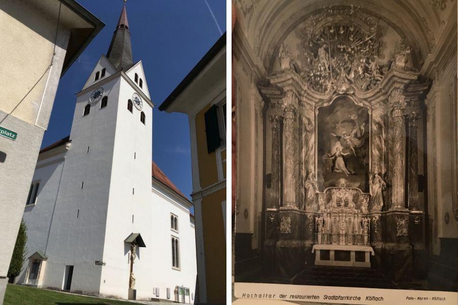 Kirche von Köflach