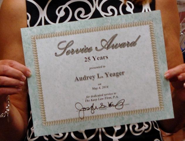 Loyal longtime employees recognized