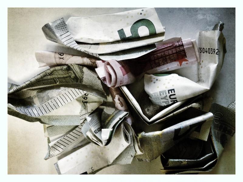 Geld & Gehalt. Bild: Eva Wagner