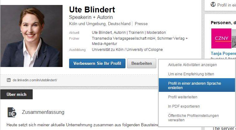 Linkedin Profil Erstellen Karriereletter