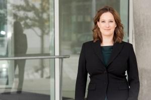 Rechtsanwältin und Verfasserin des Social Media Recht Blogs Nina Diercks. Bild: Lisa Krechting