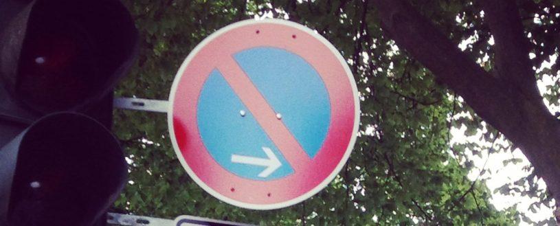 Verbot Online-Profile. Bild: Eva Wagner