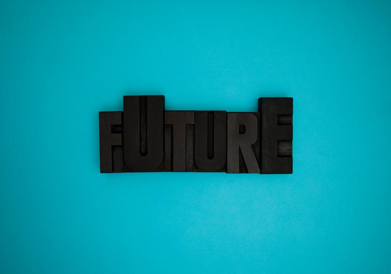 Zukunft. Bild: Typo Graphic Design/photocase.de