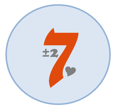 7±2 (c) by Sylvia Nickel | 2nc.de