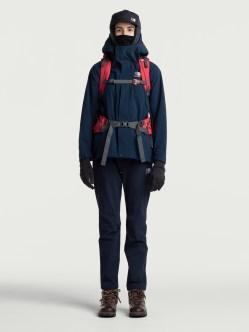 秋,登山,服装,コーディネート