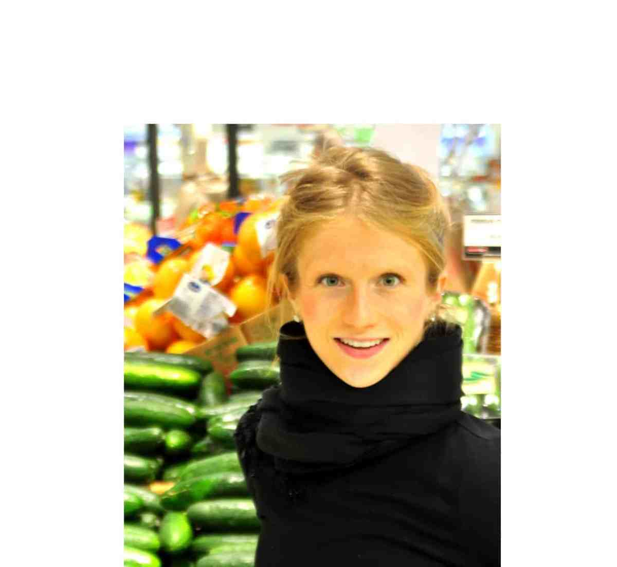 Amie Valpone: Clean Food Healthier Children