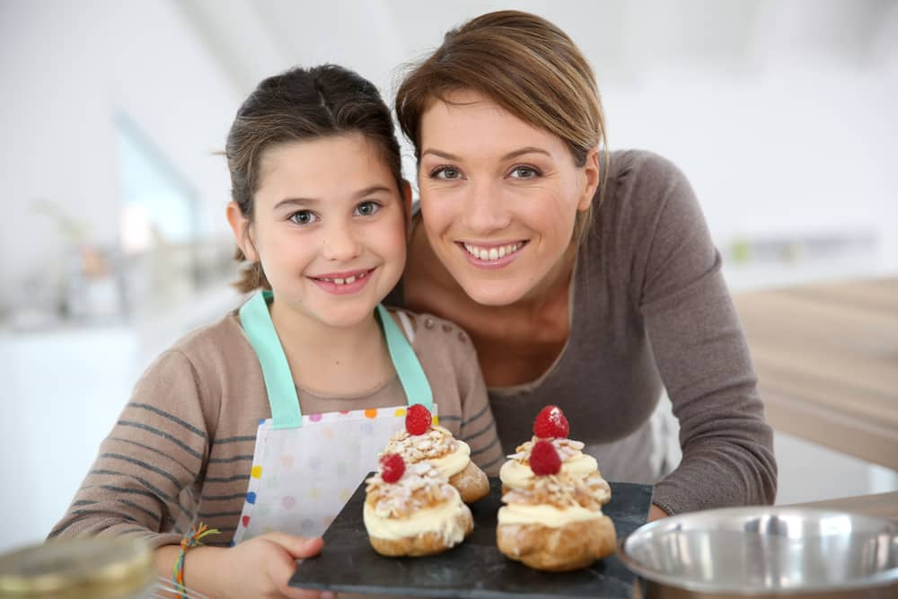 Baking With Children: Two No Fail Recipes