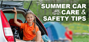 Summer Road Safety Tips