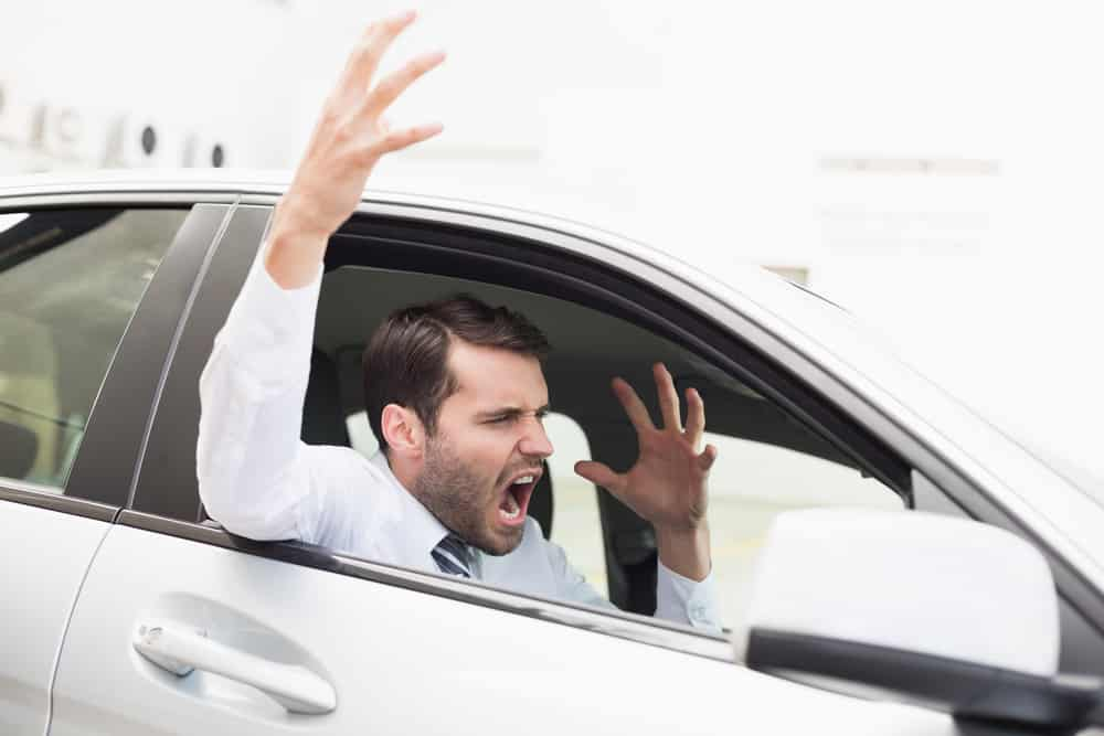 Angry Male Driver2