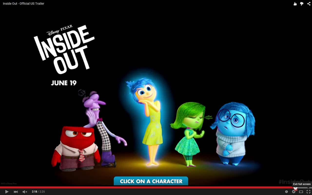 Inside Out The Internal Family Systems Model And The