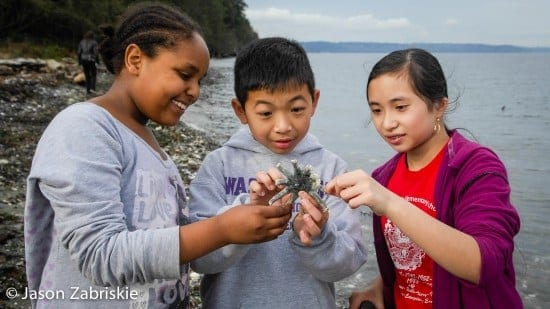Seattle ICO: Helping City Kids Access the Great Outdoors